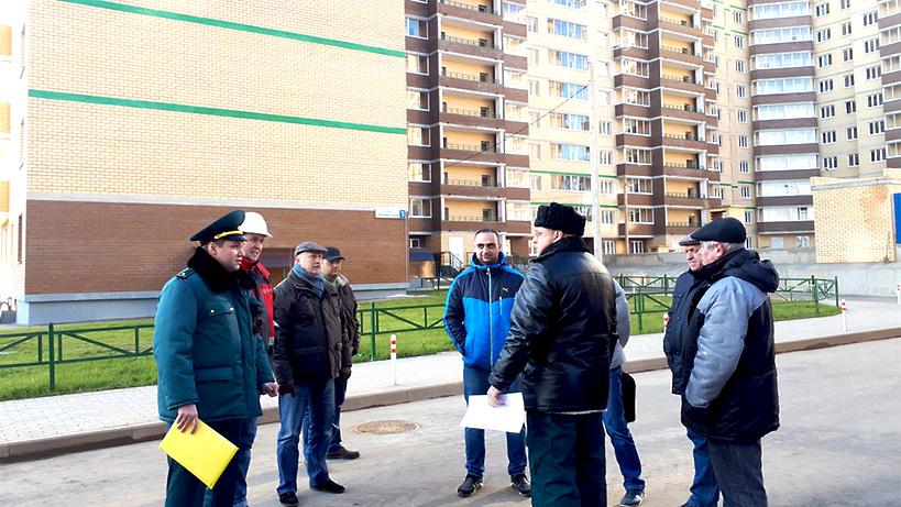 Окончено строительство жилого дома в г.о. Звенигород