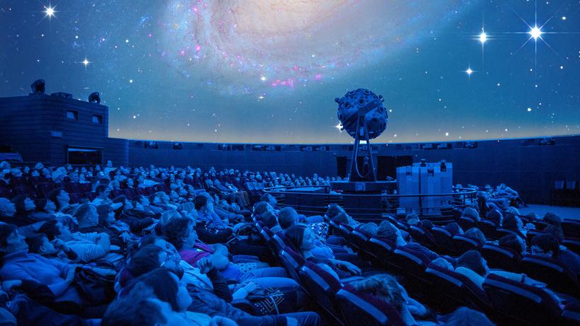 Шоу окосмическом происхождении человека покажут вМосковском планетарии