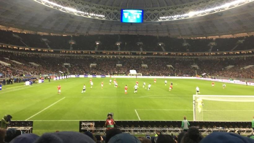 Мутко поручил организаторам матча РФ - Аргентина рассмотреть результаты работы