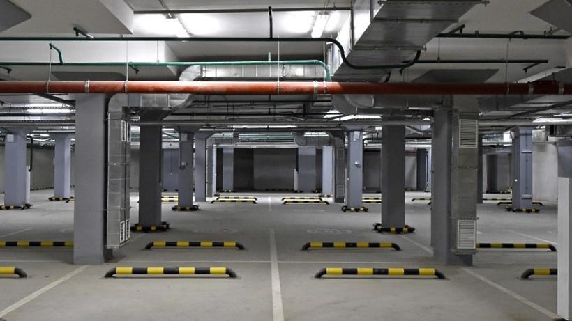 В Москве планируют озеленять подземные парковки