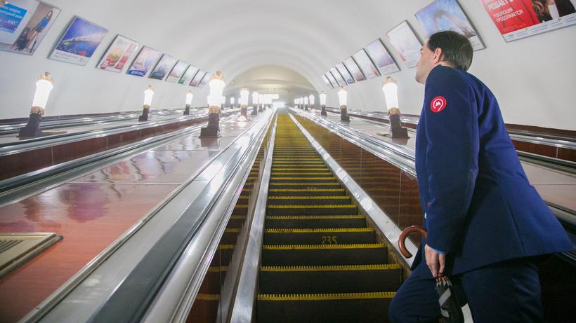 Московский метрополитен планирует объявить новый конкурс наразмещение рекламы