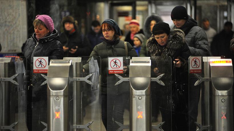 Снежный апокалипсис заставил метро столицы перейти наусиленный режим работы