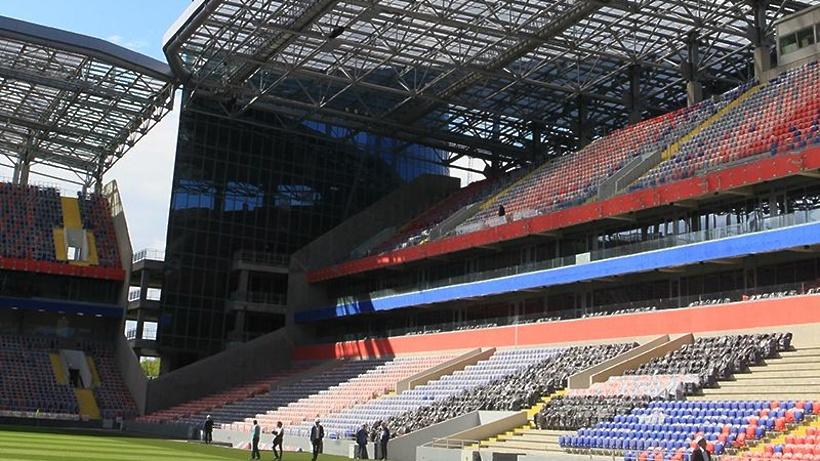 Рекорд посещаемости стадиона «ВЭБ-Арена» установлен наматче Лиги Европы ЦСКА— «Арсенал»