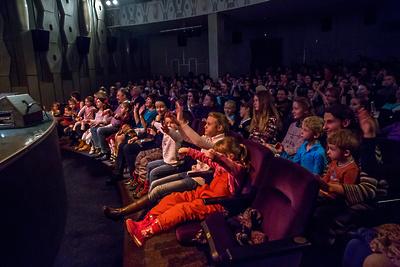 Премьера спектакля «Ваня и крокодил» состоится в Павловском Посаде 7 декабря