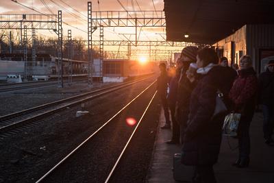 Строительство платформ «Чухлинка» и «Новогиреево» в Москве не повлияло на движение поездов