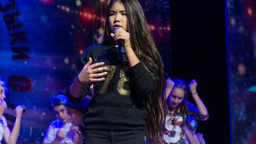 Победительница «Детского Евровидения» вернулась в столицу