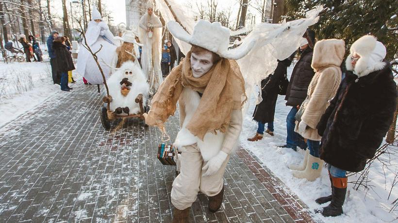 Рождественская ярмарка воВладимире угодила втоп-10 туристических событий