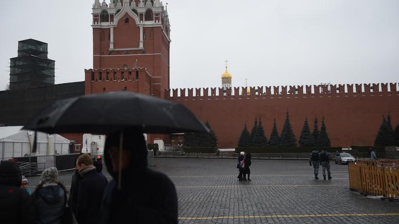 Осадки 2017 года установили рекорд в столице России