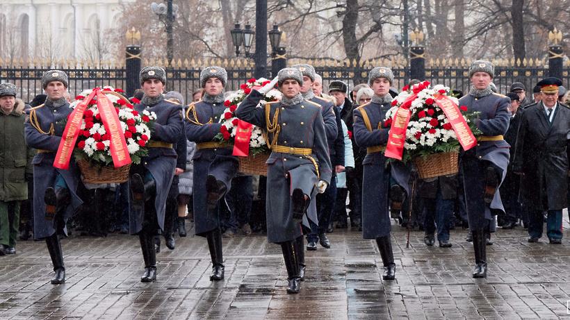 ВЮжном Тушине почтили память героев Битвы за столицу