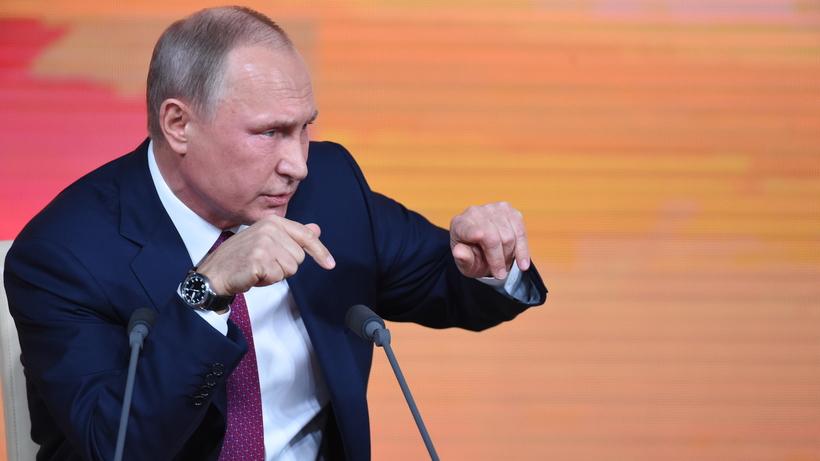 Цинизм зашкаливает: Путин считает украинцев ирусских одним народом