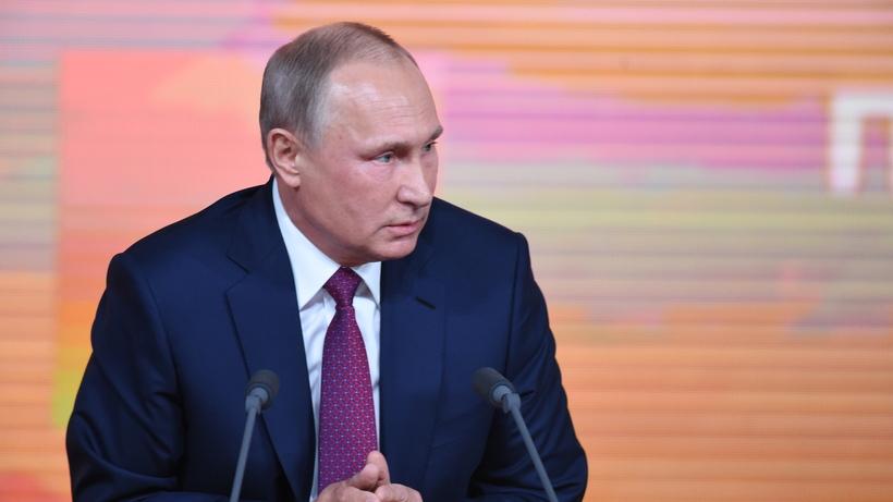 Владимир Путин стал участником пленарного совещания XVII Съезда партии «Единая Россия»