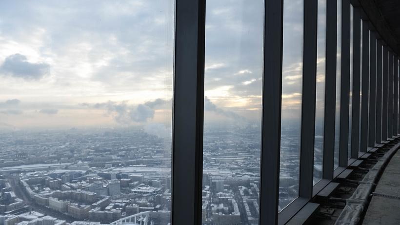 Башня «Федерация‑Восток»: вид на Москву с самого высокого небоскреба