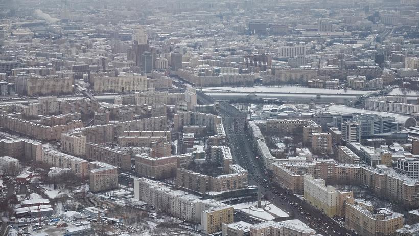 Новый городской квартал может появиться в Нагорном районе Москвы