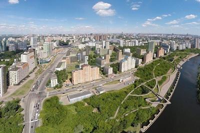 Площадь озеленения улиц может увеличиться на 3,5 гектара на западе Москвы из‑за реновации