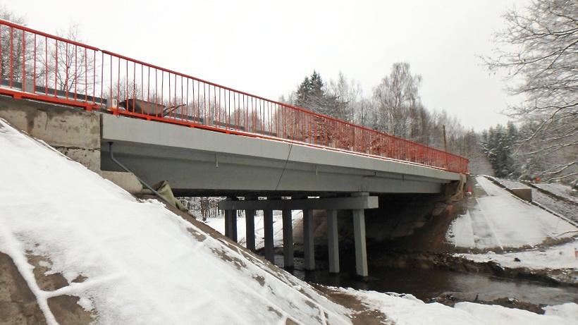 Схема автомобильного движения по мосту через реку Оку изменится в Коломне с 20 марта