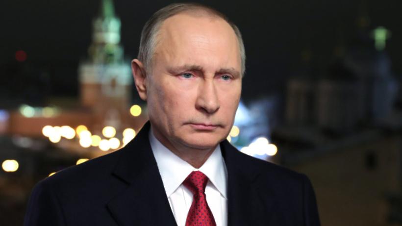 Новогоднее обращение В.Путина  впервый раз  покажут посамарскому времени