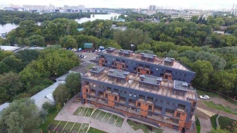 Генпрокуратура потребовала снести клубную резиденцию Loft River