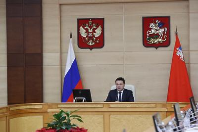 В Подмосковье подписали самое крупное концессионное соглашение по платной дороге
