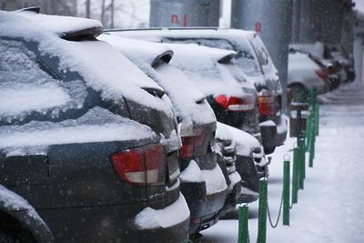 Временные парковочные места оборудуют в микрорайоне Подольска для гостей массовых гуляний