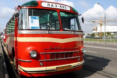 Автобус Гагарина покажут на выставке в Москве 19 января