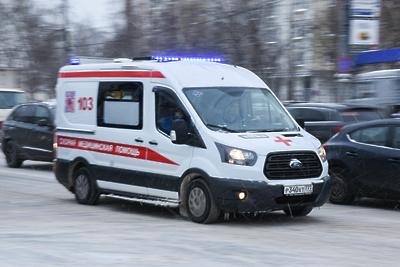 Автомобиль насмерть сбил мужчину на дороге Южный обход в Подольске