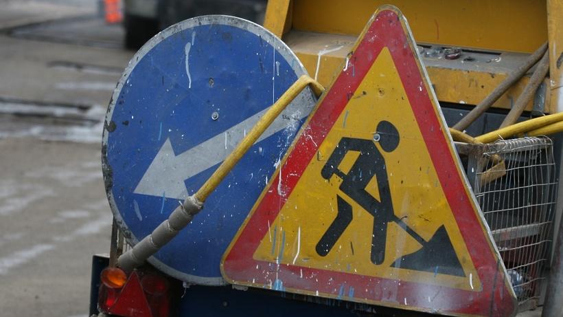Ремонт региональных дорог стартовал в Подмосковье раньше срока