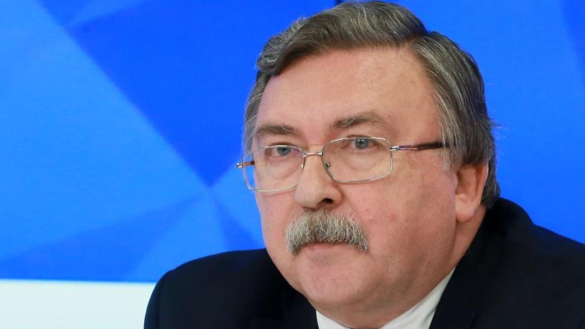 Путин назначил Ульянова постпредомРФ при интернациональных организациях вВене