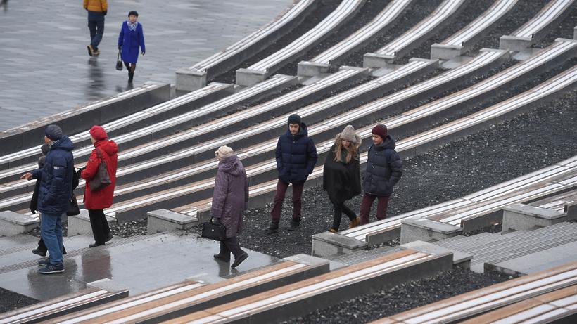 Парк «Зарядье» в столице России будет местом проведения Урбанистического форума
