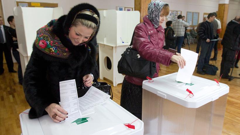 Организация выборов в Москве станет примером для всех мегаполисов мира