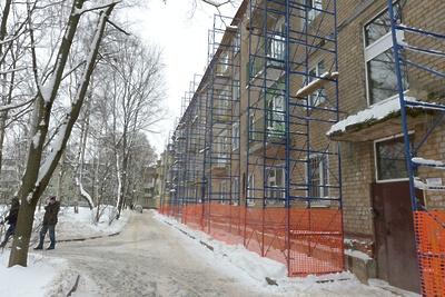 75 нежилых зданий отремонтировали в Подмосковье за неделю благодаря Госадмтехнадзору
