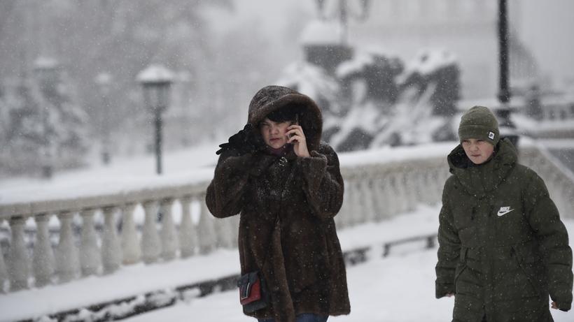 Текущая зима встолице стала самой влажной в 21 веке