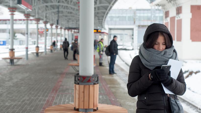 Билеты на электрички Казанского направления МЖД можно будет купить в мобильном приложении