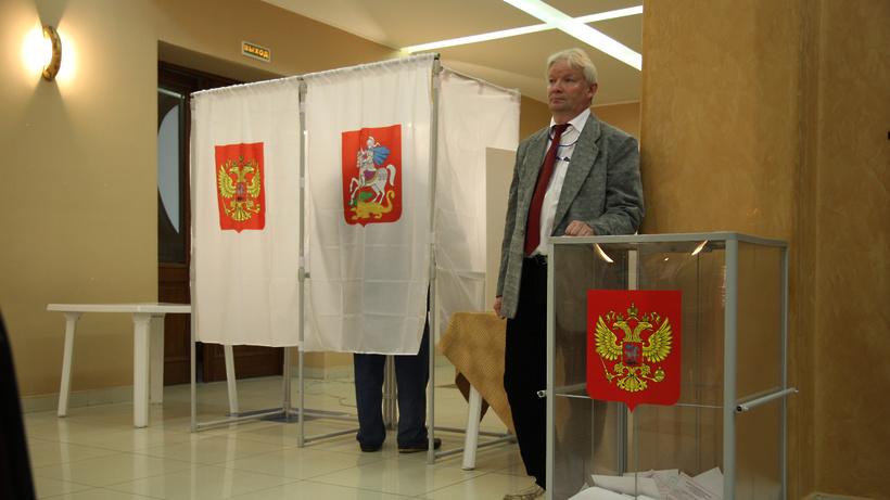Наукрашение избирательных участков вЗеленограде собираются потратить практически 2 млн руб.