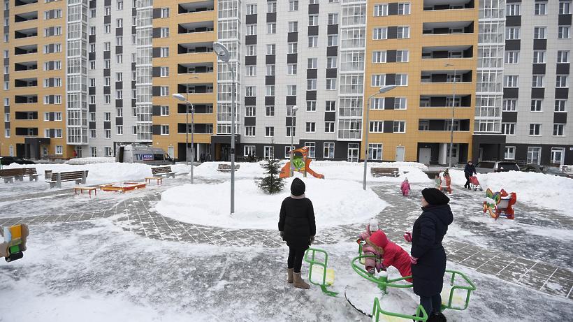 Около 12–15 тыс ордеров на квартиры могут выдать по программе реновации в Москве в 2019 г