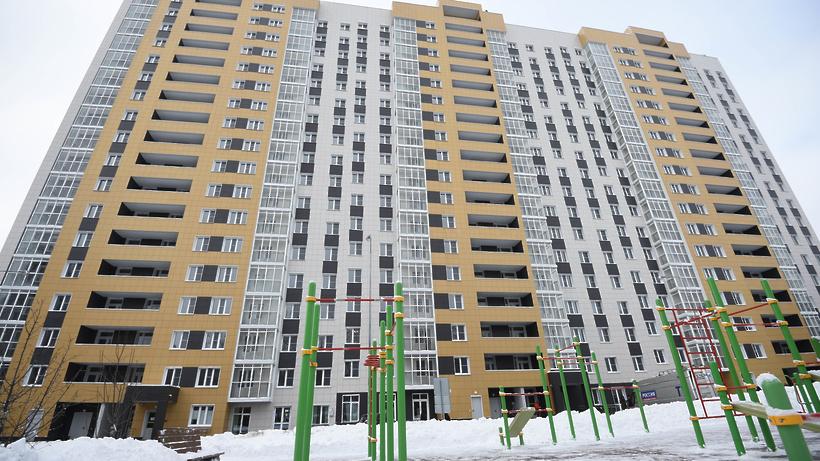 Стартовал 1-ый переезд врамках реновации в столице России