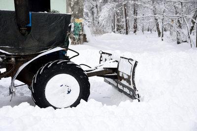 Более 5 тыс кубометров снега вывезли с улиц Балашихи за минувшие выходные