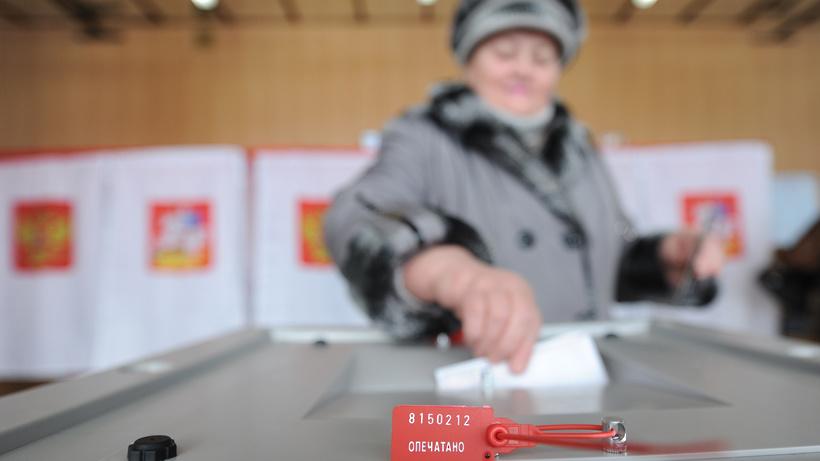 Более 43 тыс человек проголосовали на выборах в Щелкове на 18:00 субботы