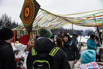 Как прошла Копнинская Масленица – 2018 в Подмосковье