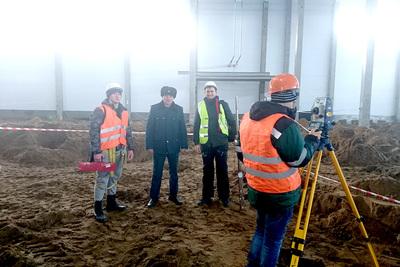 Производственно‑складской комплекс в Ногинском районе достроят в III квартале 2018 года