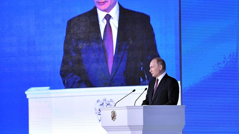 Путин предложил облегчить выдачу гражданстваРФ студентам-иностранцам