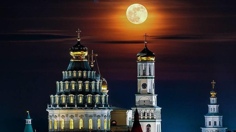 В Подмосковье определили пять самых популярных городов для турпоездок на весну