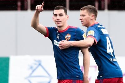 Московский ЦСКА сыграет с «Арсеналом» в четвертьфинале Лиги Европы