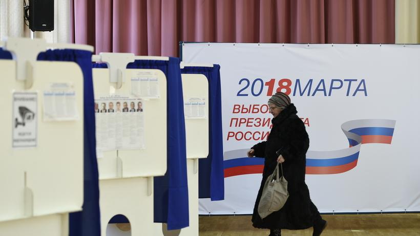 ЦИК не зафиксировал серьезных нарушений на выборах президента России на 09:00