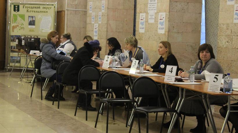 В Москве поддержали инициативу допускать общественных наблюдателей на региональные выборы