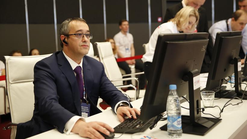 Шапошников подвел итоги работы Общественного штаба по наблюдению за выборами в Москве
