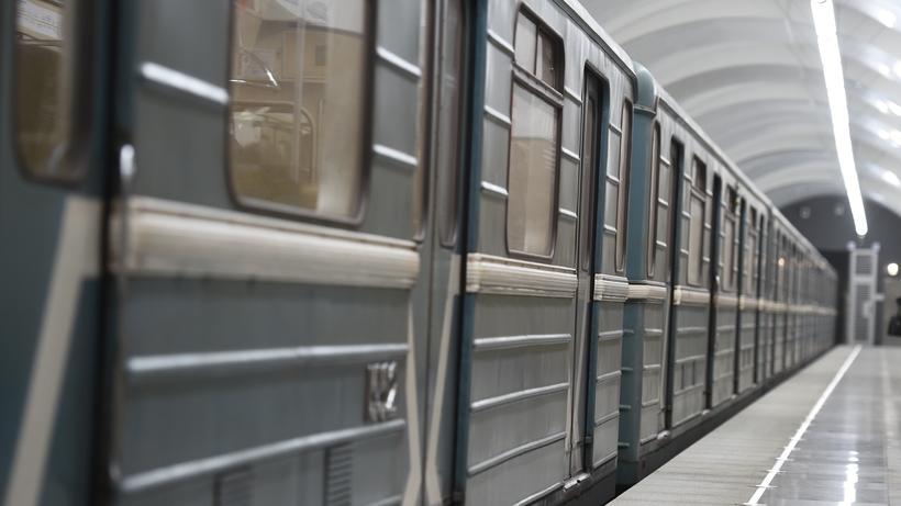 Поезда «серой» ветки Мосметро введены в график после падения человека на пути