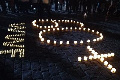 Акция «Час Земли» в Московском регионе. Подборка из соцсетей