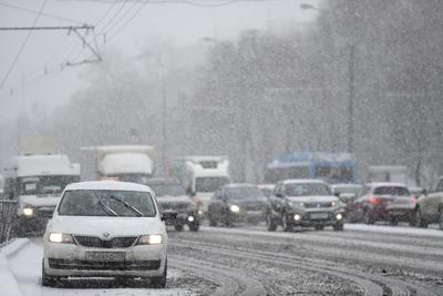 Пробка длиной 3 км образовалась на трассе А‑107 в Подольске