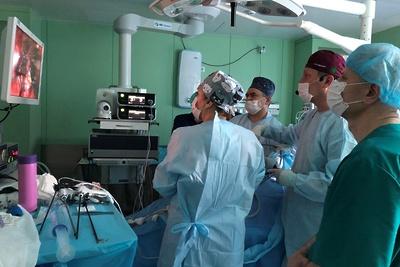 Почти 80 тыс человек получили высокотехнологичную медпомощь в Подмосковье в 2018 г