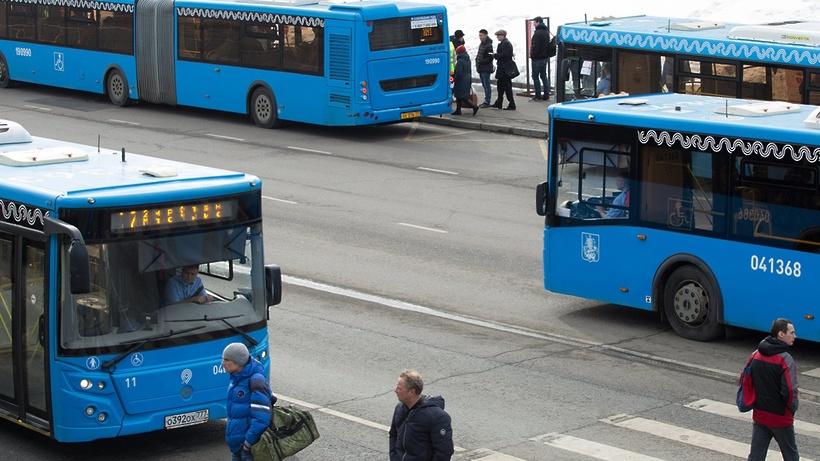 В столицеРФ вдни пасхальных праздников появится бесплатный транспорт